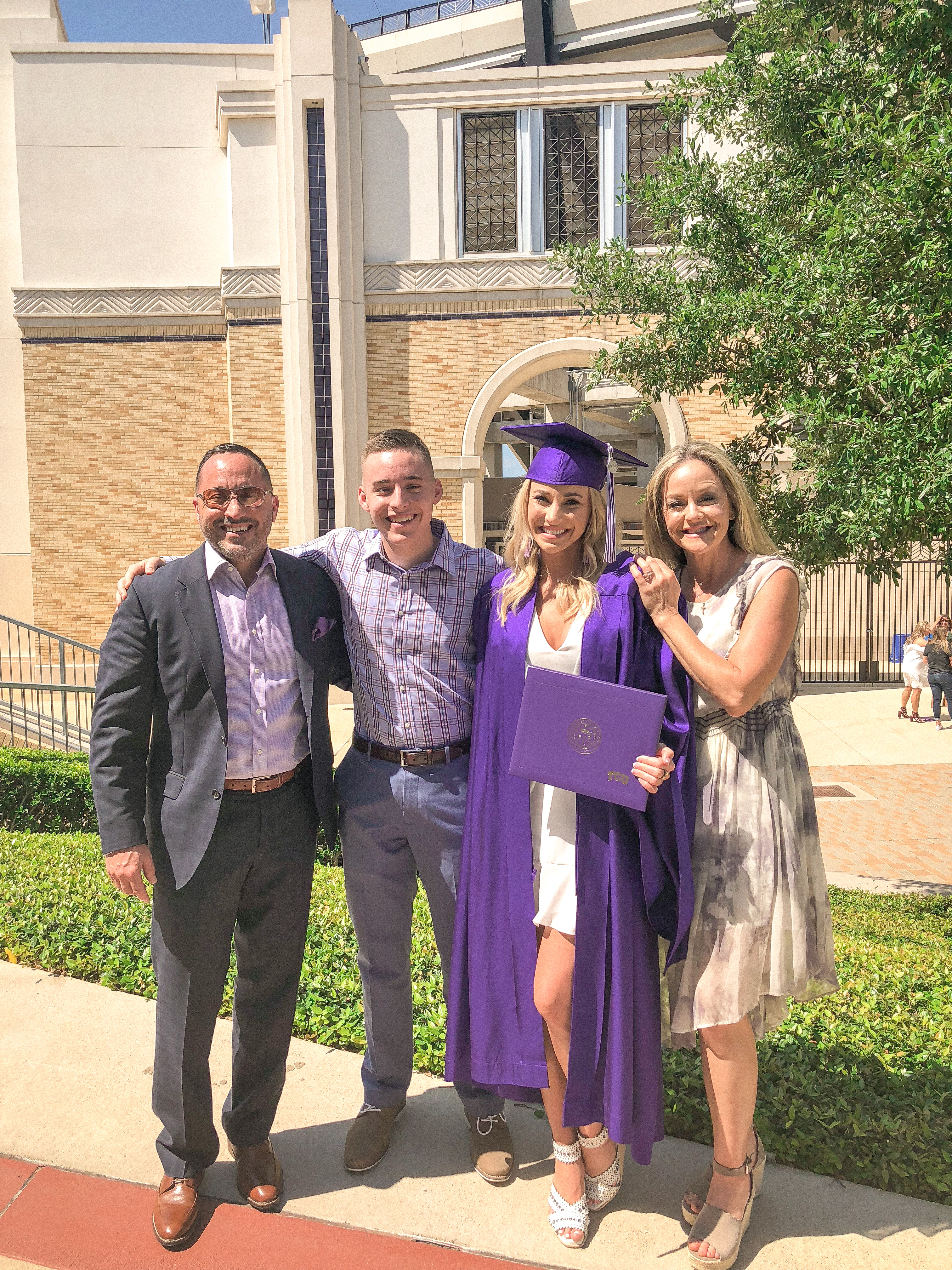 TCU Graduation