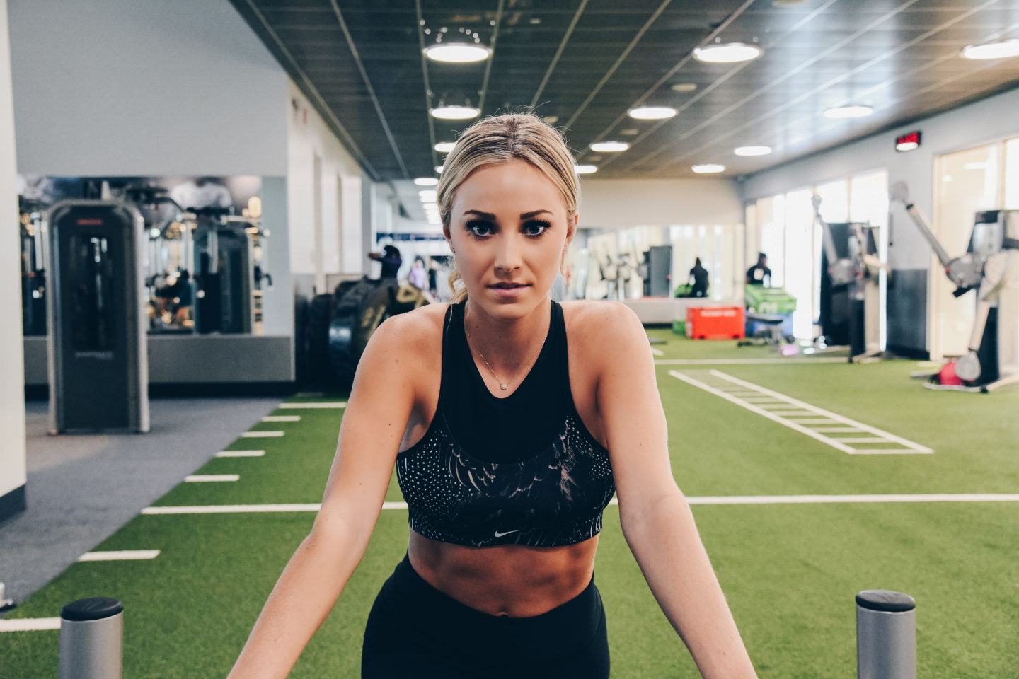 Cowboys Fit -Dallas Fashion Model, Fashion & Lifestyle Blogger - Peyton Mabry