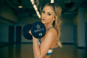 Nike Fitness Photoshoot
