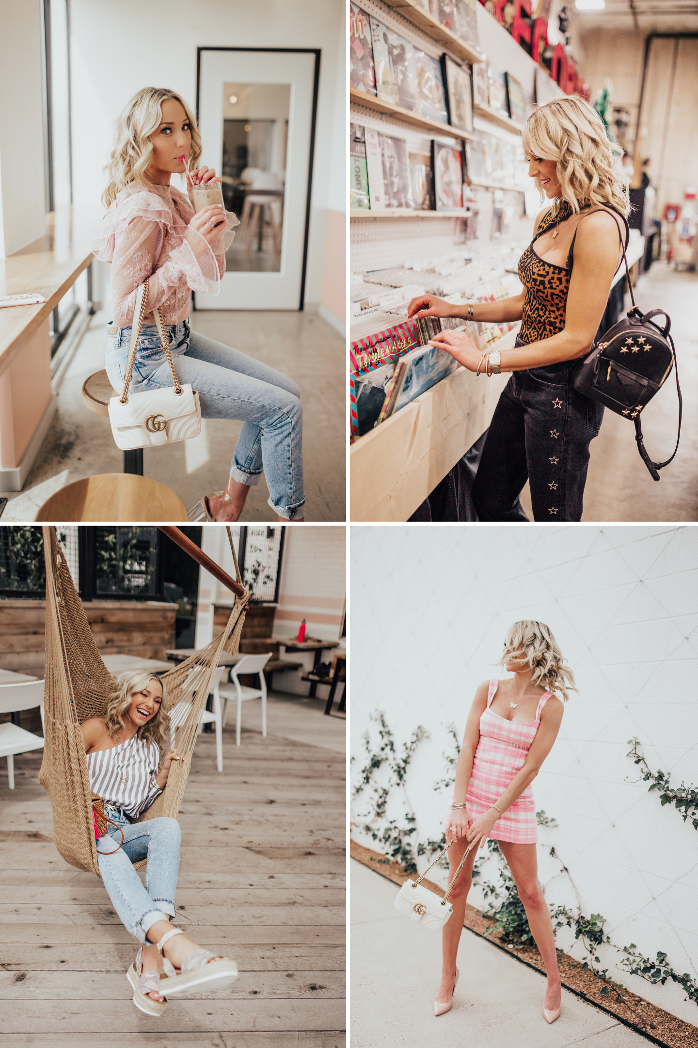 four spring looks with Revolve • Peyton Mabry • Dallas Blogger